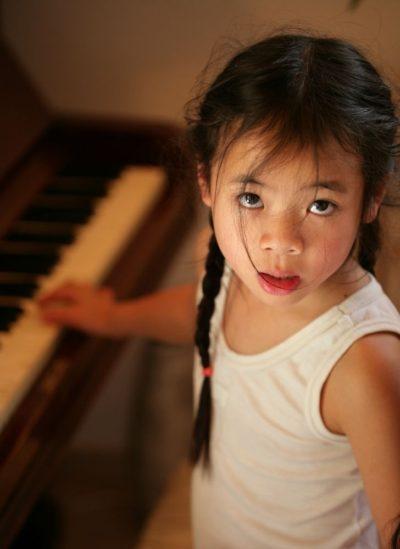 Layout Piano Keys