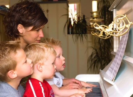 A Piano Lesson Your Whole Family Will Love
