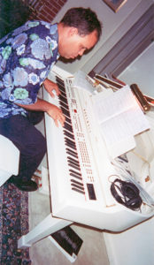 Do You Remember Your First Piano Lesson?