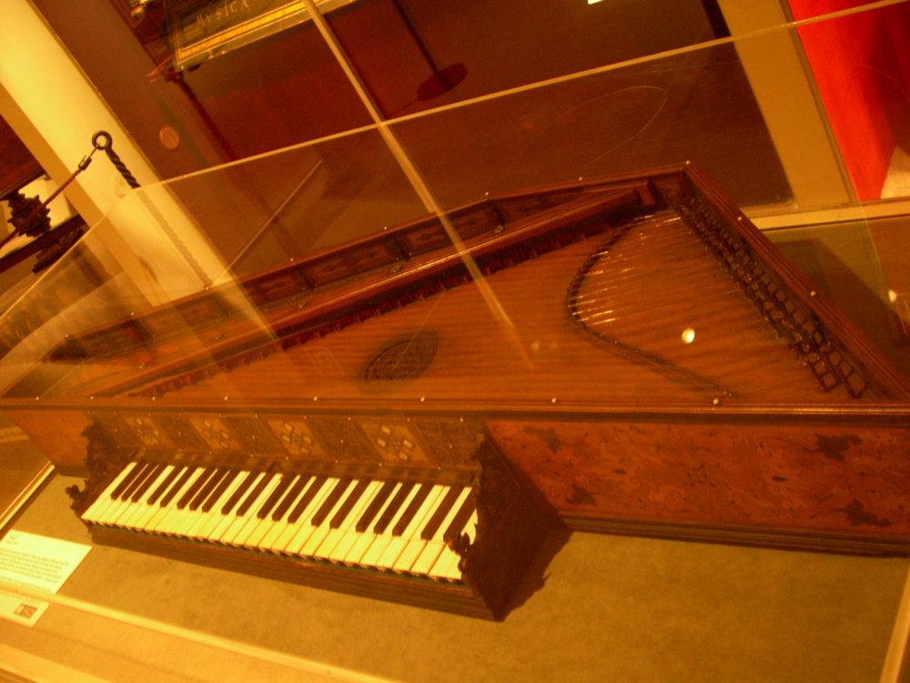 Virginal Harpsichord Renaissance Time Period