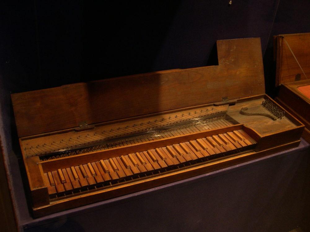 Clavichord Renaissance Time Period