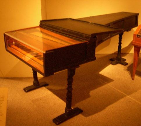 Pianoforte Renaissance Time Period