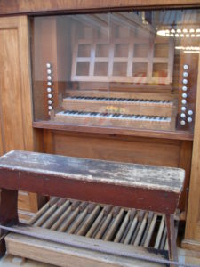 Piano Key Notes and The Medieval Organ Family