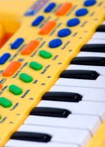 Baby Piano Keyboard