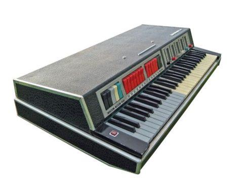 Moog Piano