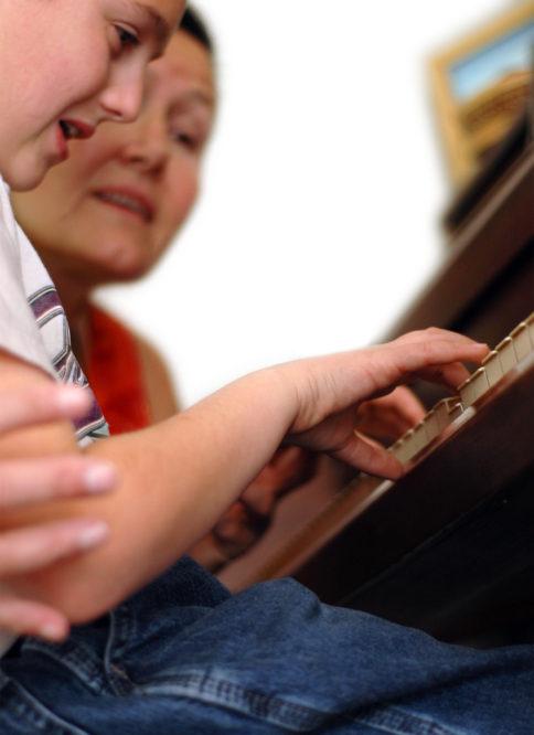 Get Piano lesson 3